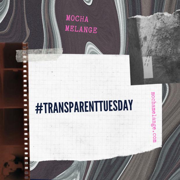 #Transparenttuesday